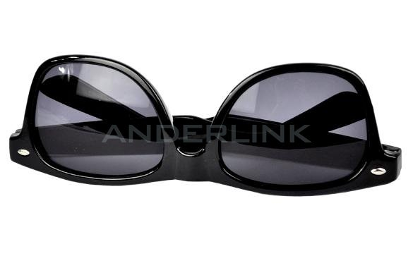 Fashion Cool Clear Lens Frame  Nerd Glasses Black Hot Sale